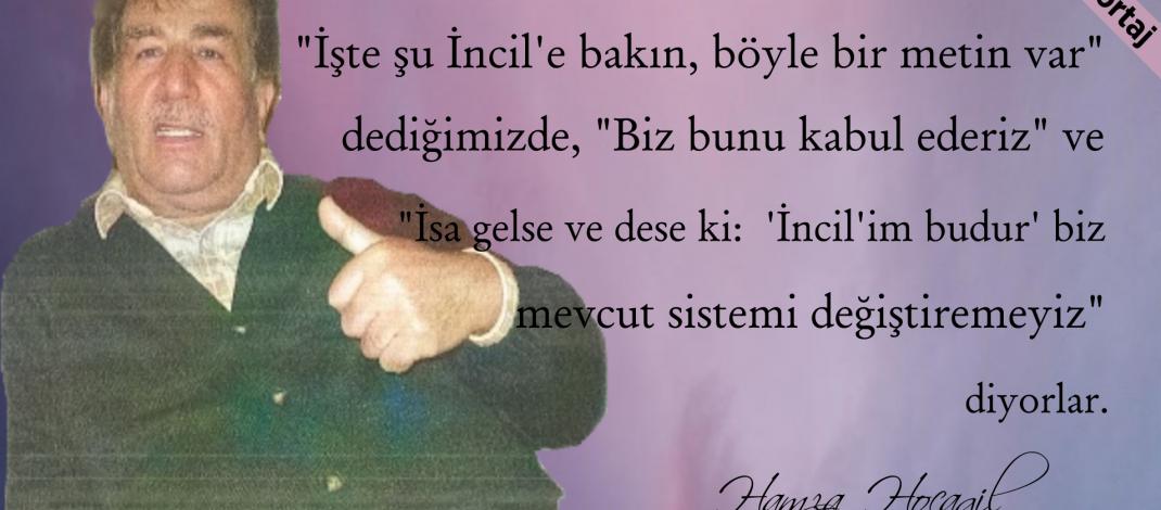 """Eski Önasya Dilleri Uzmanı Prof. Dr. """"Hamza Hocagil"""" İle Röportaj"""